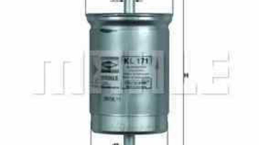 Filtru combustibil NISSAN URVAN caroserie E24 KNECHT KL 171
