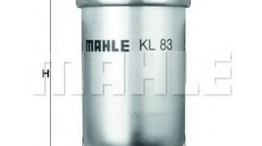 Filtru combustibil OPEL ZAFIRA A (F75) (1999 - 2005) KNECHT KL 83 - produs NOU