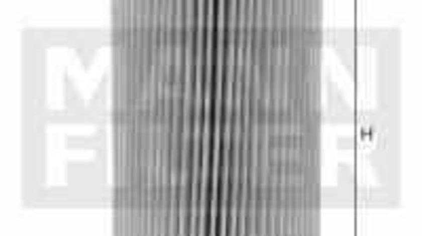 Filtru combustibil Producator MANN-FILTER PU 10 004 z