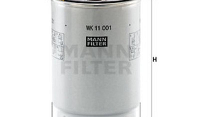 Filtru combustibil Renault / Volvo WK11001X ( Lichidare de stoc)