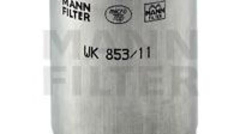 Filtru combustibil SEAT ALHAMBRA (7V8, 7V9) (1996 - 2010) MANN-FILTER WK 853/11 produs NOU