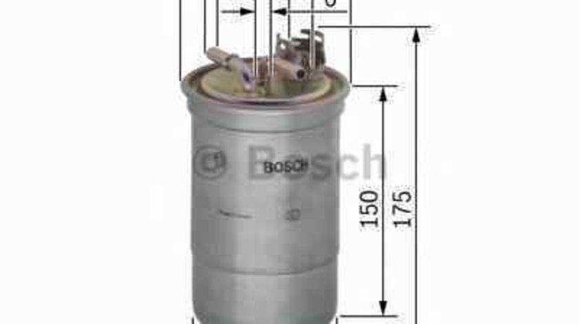 filtru combustibil SEAT ALHAMBRA 7V8 7V9 BOSCH 0 450 906 267