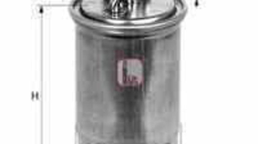 filtru combustibil SEAT ALHAMBRA 7V8 7V9 SOFIMA S 4430 NR