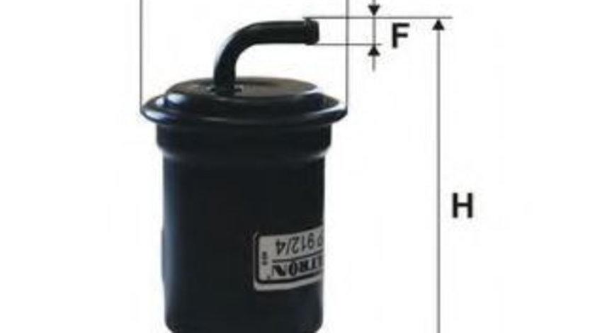 Filtru combustibil SUZUKI GRAND VITARA I (FT) (1998 - 2005) FILTRON PP912/4 piesa NOUA