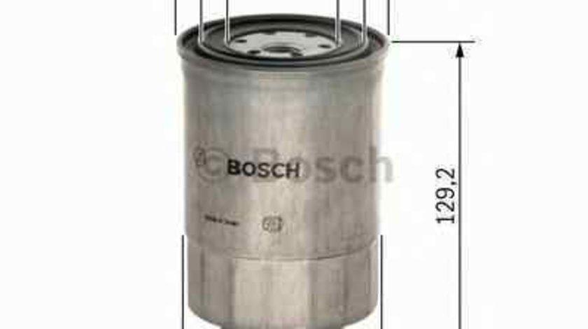 filtru combustibil TOYOTA COROLLA Compact E10 Producator BOSCH 1 457 434 438