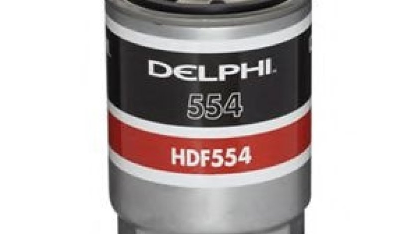 Filtru combustibil VOLVO S60 I (2000 - 2010) DELPHI HDF554 piesa NOUA