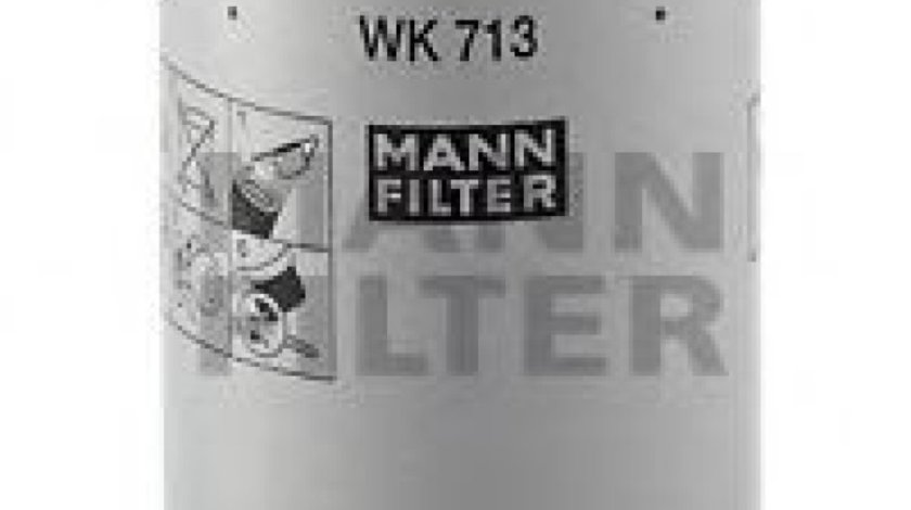Filtru combustibil VOLVO S60 I (2000 - 2010) MANN-FILTER WK 713 piesa NOUA