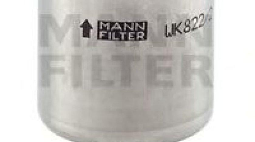 Filtru combustibil VOLVO S60 I (2000 - 2010) MANN-FILTER WK 822/2 piesa NOUA