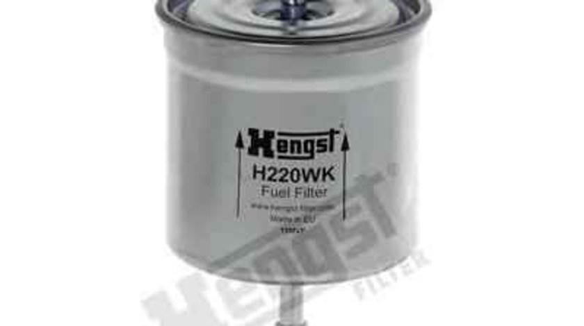 Filtru combustibil VOLVO S80 I (TS, XY) HENGST FILTER H220WK