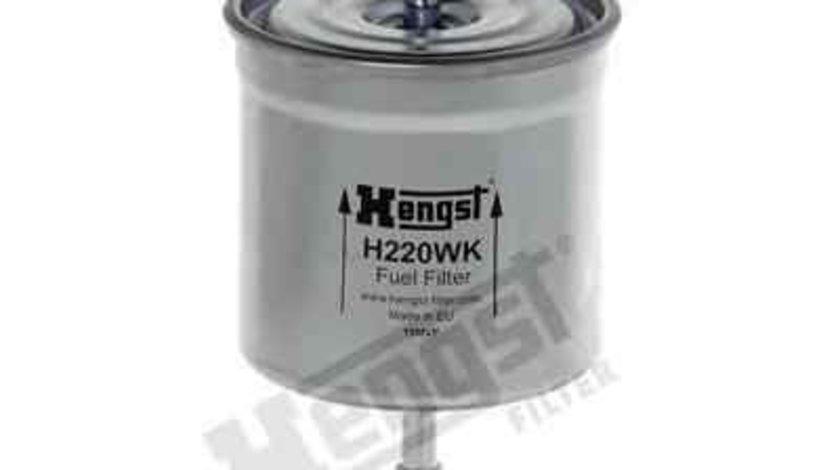 Filtru combustibil VOLVO V40 combi (VW) HENGST FILTER H220WK