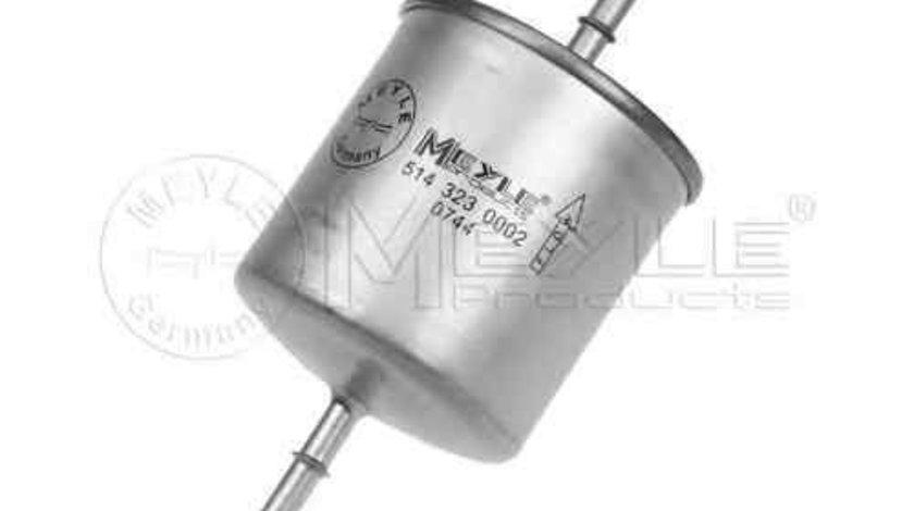 Filtru combustibil VOLVO V40 combi (VW) MEYLE 514 323 0002