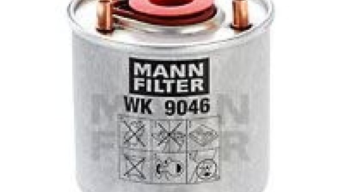 Filtru combustibil VOLVO V60 (2010 - 2016) MANN-FILTER WK 9046 z piesa NOUA