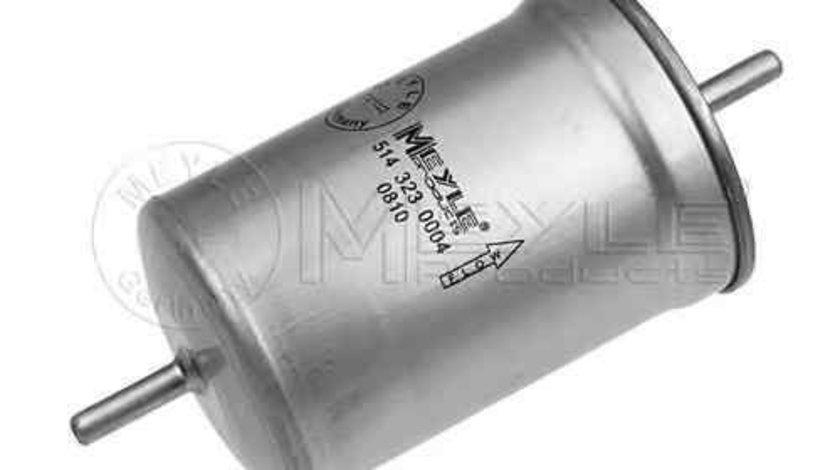 Filtru combustibil VOLVO V70 I (LV) MEYLE 514 323 0004