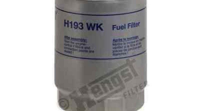 Filtru combustibil VOLVO V70 II (SW) HENGST FILTER H193WK