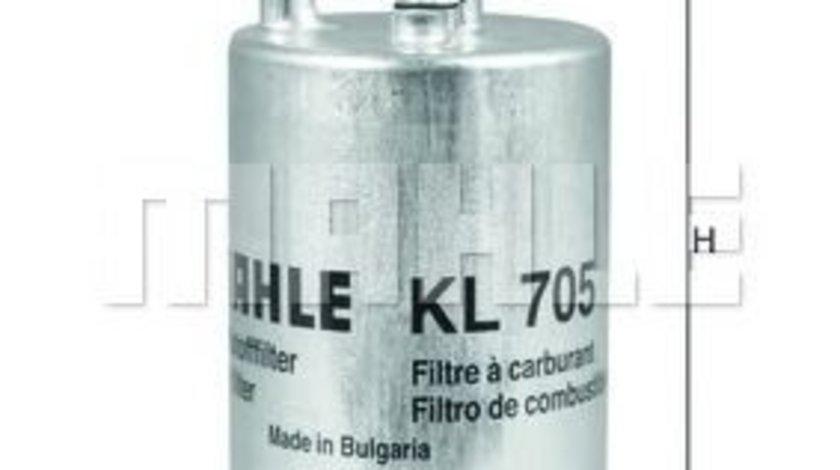 Filtru combustibil VOLVO XC60 (2008 - 2016) KNECHT KL 705 piesa NOUA