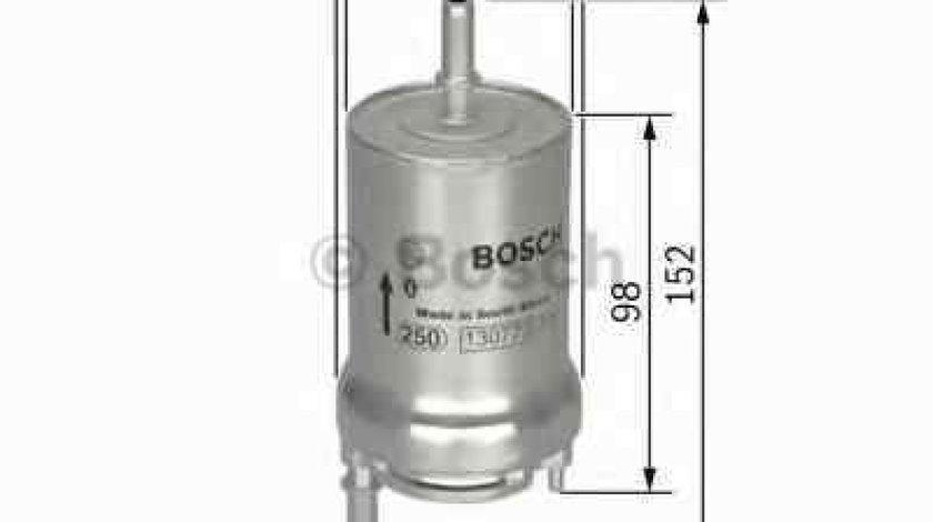 filtru combustibil VW GOLF V (1K1) BOSCH 0 450 905 925