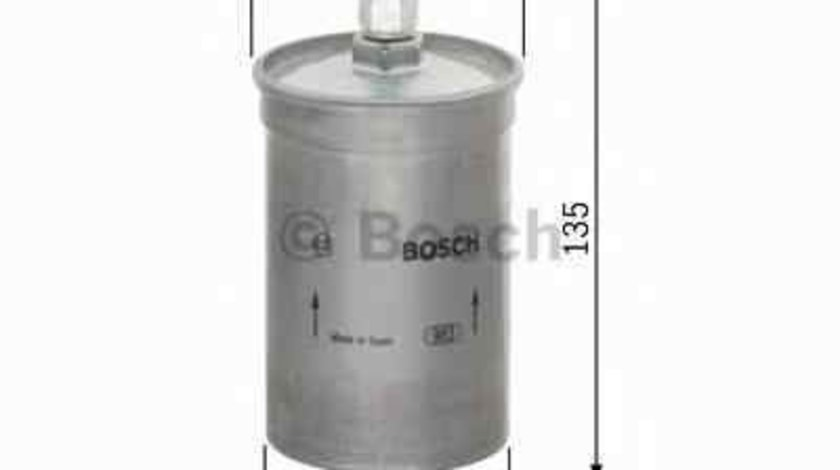 Filtru combustibil VW JETTA I (16) BOSCH 0 450 905 021