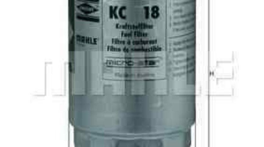 filtru combustibil VW JETTA I (16) Producator KNECHT KC 18