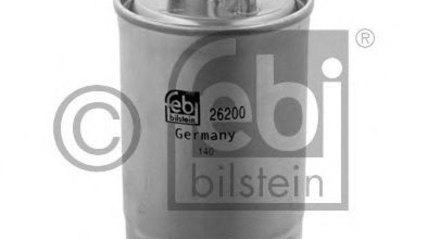 Filtru combustibil VW LUPO (6X1, 6E1) (1998 - 2005) FEBI BILSTEIN 26200 piesa NOUA