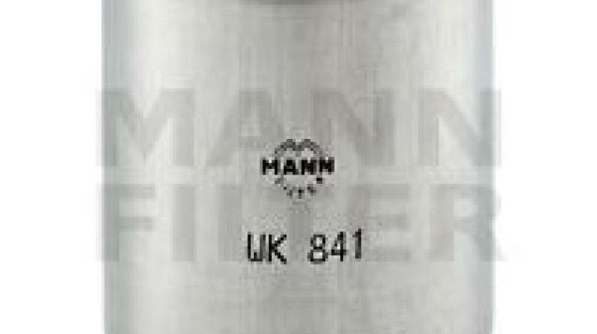 Filtru combustibil VW LUPO (6X1, 6E1) (1998 - 2005) MANN-FILTER WK 841 piesa NOUA