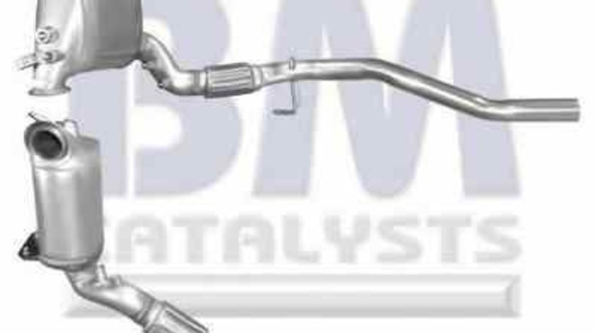 Filtru de particule DPF VW CADDY III caroserie 2KA 2KH 2CA 2CH Producator BM CATALYSTS BM11118