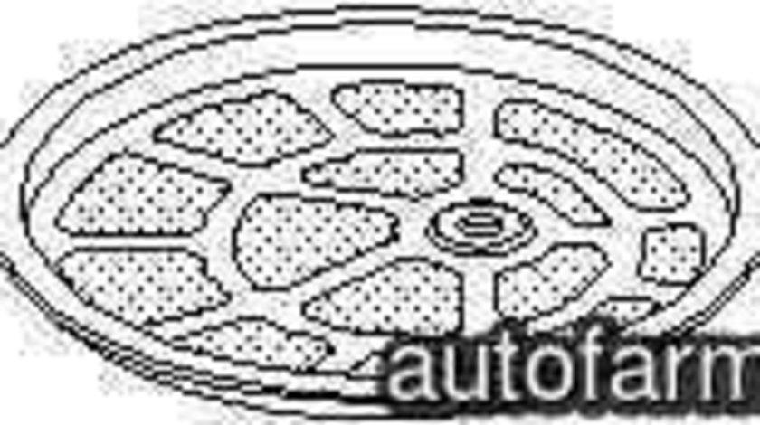 Filtru hidraulic, cutie de viteze automata AUDI 80 (81, 85, B2) TOPRAN 108 758