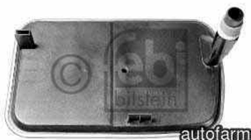 Filtru hidraulic, cutie de viteze automata BMW X3 (E83) FEBI BILSTEIN 21078