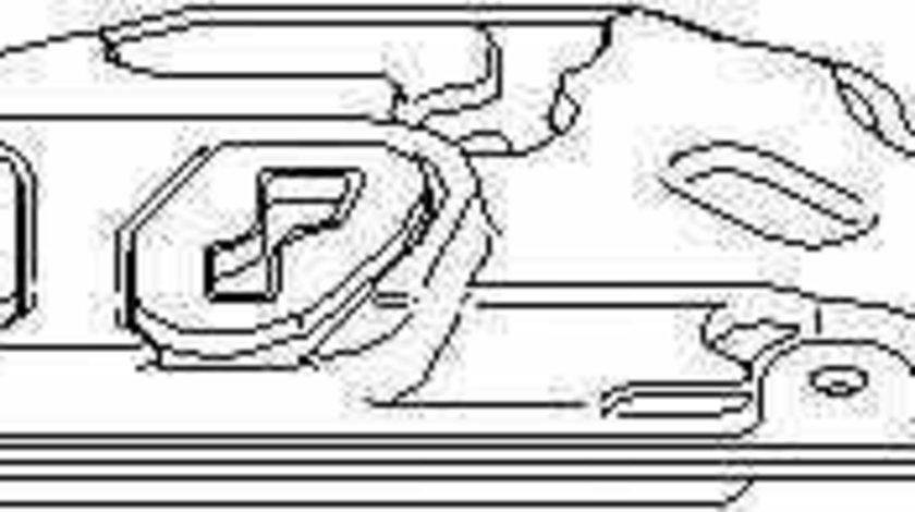 Filtru hidraulic cutie de viteze automata VW GOLF V 1K1 TOPRAN 113 400