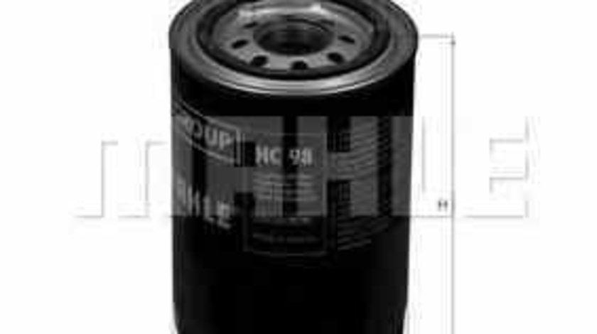 Filtru hidraulic cutie de viteze automata Producator KNECHT HC 98