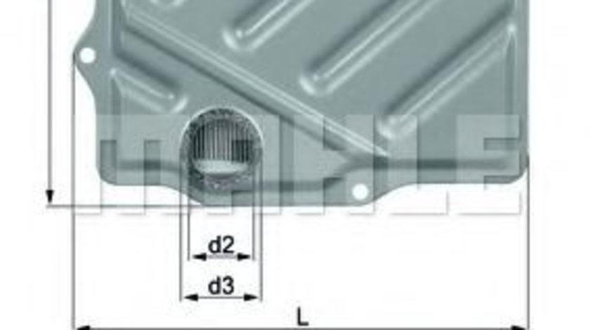 Filtru hidraulic, cutie de viteze automata MERCEDES C-CLASS (W202) (1993 - 2000) KNECHT HX 46 piesa NOUA