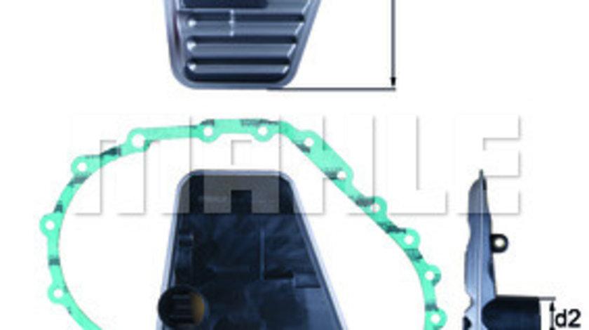 FIltru hidraulic cutie viteze AUDI A4, A6; SEAT EXEO, EXEO ST 1.6-5.0 intre 2002-2013