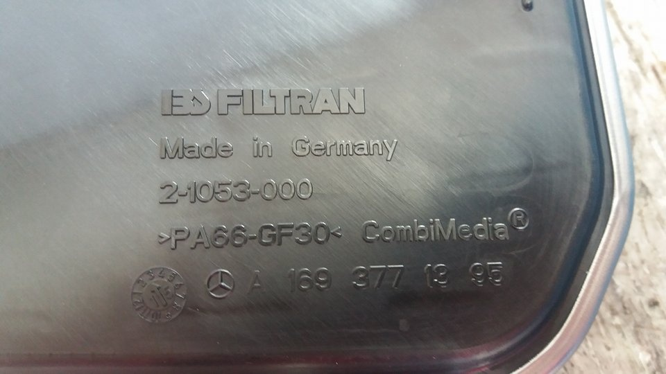 Filtru hidraulic cutie viteze automata mercedes a-class 169 b-class 245 a1693771395
