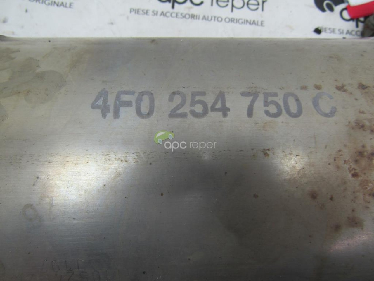 Filtru Particule - Dpf - Audi A6 4F Facelift 2,0Tdi - CAHA 4F0254750C - 8K0731703F