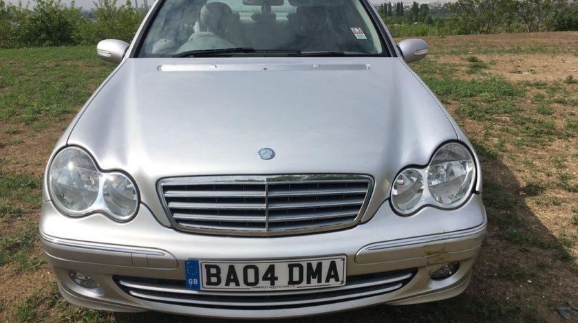 Filtru particule Mercedes C-CLASS W203 2005 berlina 2.2