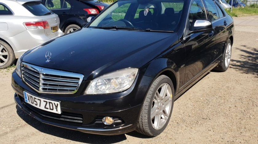 Filtru particule Mercedes C-Class W204 2007 elegance 3.0 cdi v6 om642