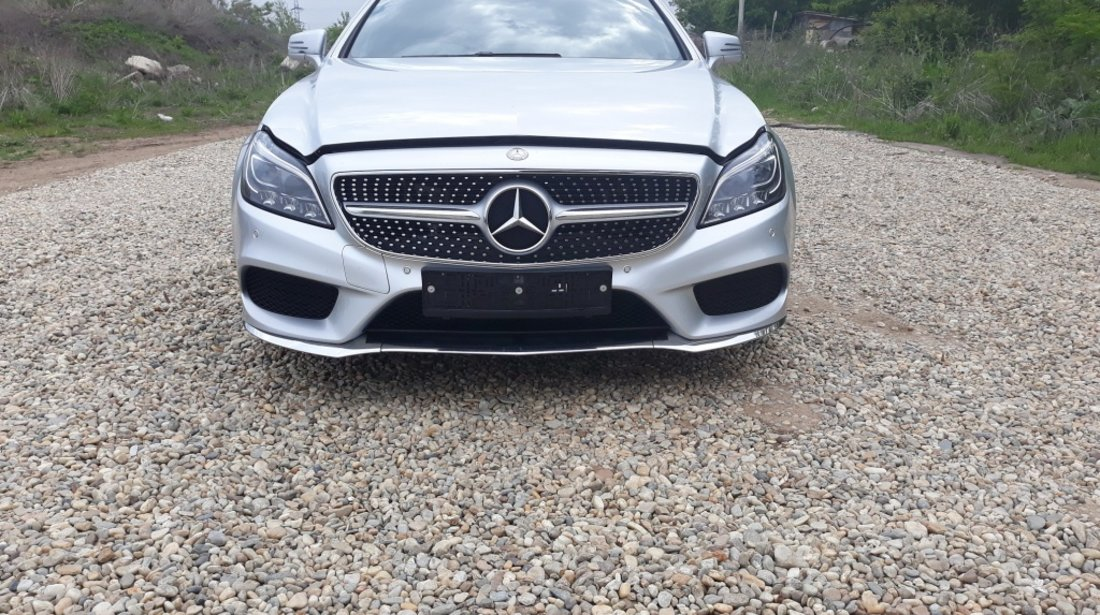 Filtru particule Mercedes CLS W218 2015 break 3.0