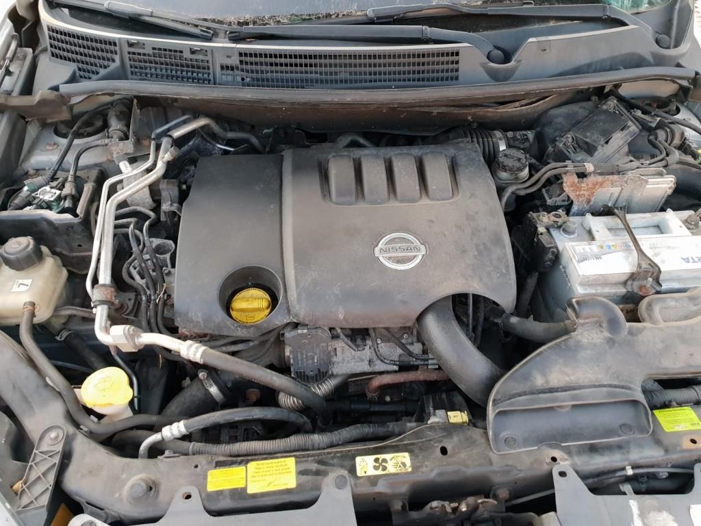 Filtru particule Nissan Qashqai 2009 suv 2.0 dci