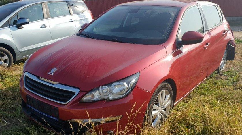 Filtru particule Peugeot 308 2012 hatchback 1.6 hdi 9hp euro 5