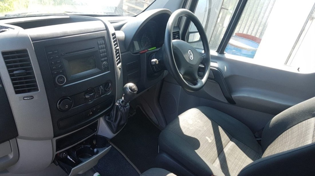 Filtru particule Volkswagen Crafter 2013 Duba 2.0 TDI