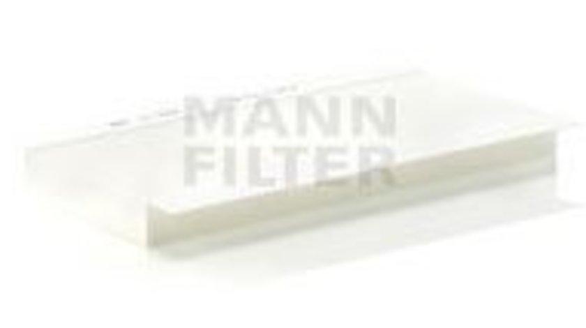 Filtru polen / aer habitaclu FORD FIESTA IV (JA, JB) (1995 - 2002) MANN-FILTER CU 3554 - produs NOU