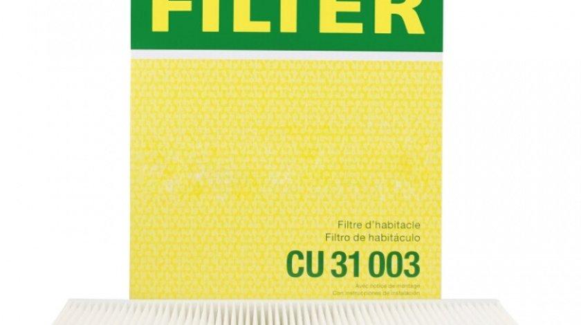 Filtru Polen Mann Filter CU31003