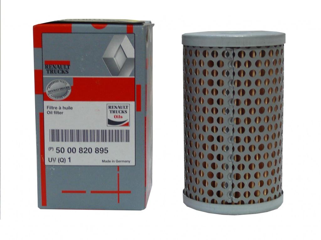 Filtru sistem Hidraulic OE Renault Mascott, Mercedes Vario, Iveco Daily , BMW Seria 2 E10, E6 , original 5000820895 Kft Auto