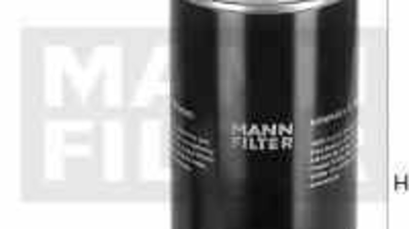Filtru sistem hidraulic primar Producator MANN-FILTER WD 950