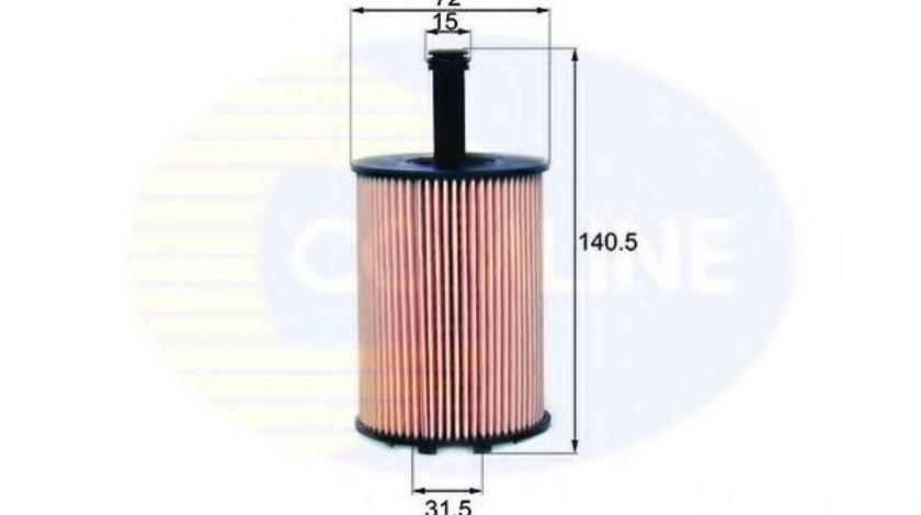 Filtru ulei AUDI A2 (8Z0) (2000 - 2005) COMLINE EOF087 produs NOU