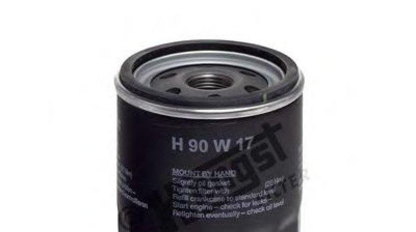 Filtru ulei AUDI A2 (8Z0) (2000 - 2005) HENGST FILTER H90W17 produs NOU