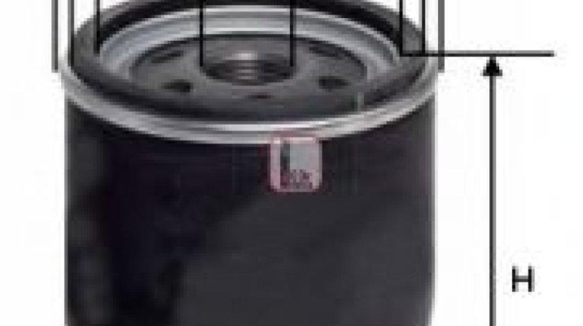 Filtru ulei AUDI A2 (8Z0) (2000 - 2005) SOFIMA S 1310 R produs NOU