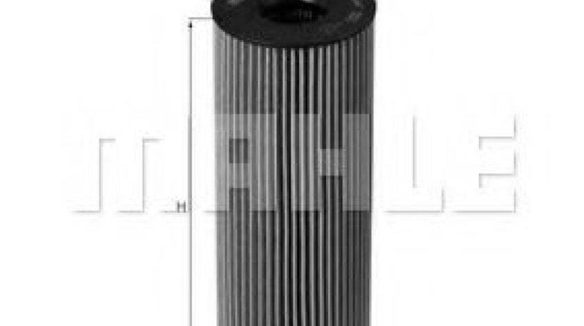 Filtru ulei AUDI A6 (4F2, C6) (2004 - 2011) MAHLE ORIGINAL OX 196/3D produs NOU