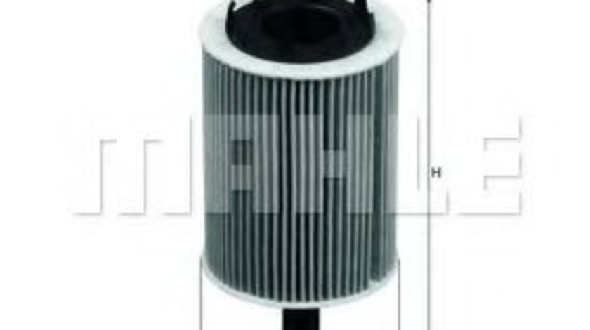 Filtru ulei AUDI A6 Avant (4F5, C6) (2005 - 2011) KNECHT OX 188D - produs NOU