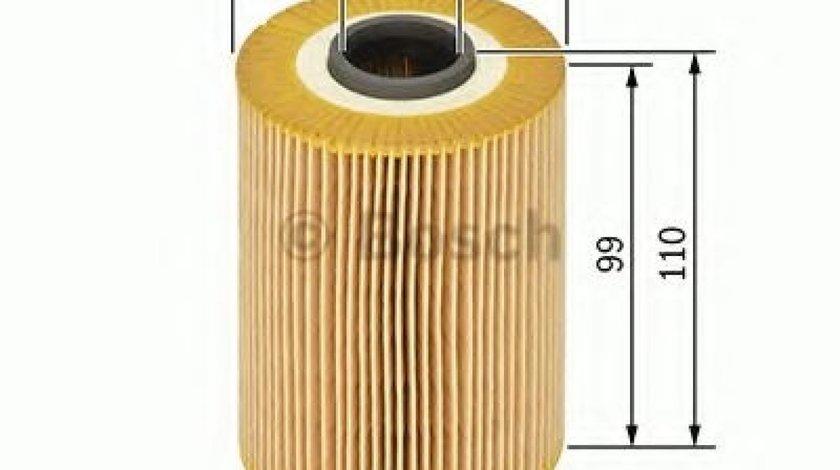 Filtru ulei AUDI A8 (4D2, 4D8) (1994 - 2002) BOSCH 1 457 429 142 produs NOU