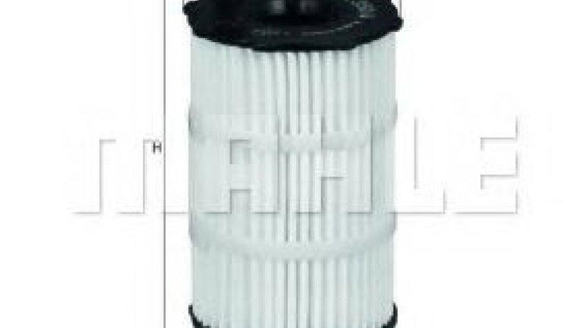 Filtru ulei AUDI Q7 (4L) (2006 - 2015) MAHLE ORIGINAL OX 350/4D produs NOU